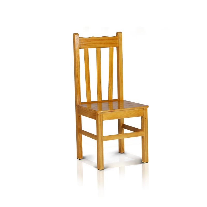 Cadeira com encosto alto - Cerejeira