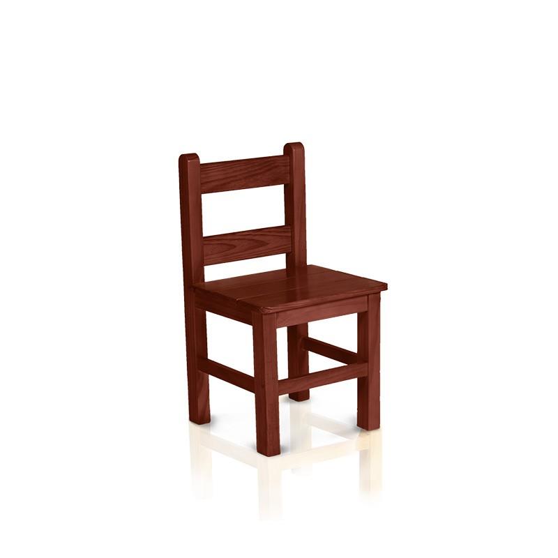 Cadeira para criança - Mogno