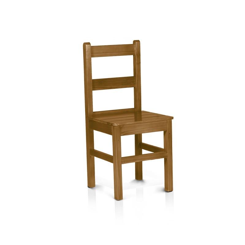 Cadeira com encosto baixo